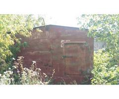 Продам: металлический гараж в Балаково