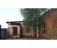 Продам: здание+земля в Сыктывкаре